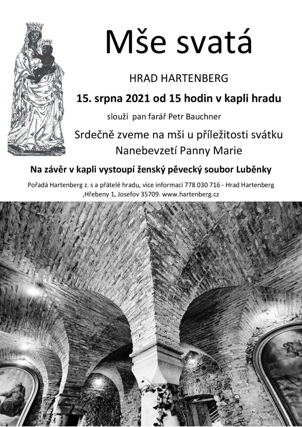 Hartenberská mše svatá